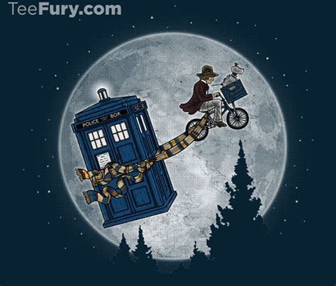 Generation Extraterrestrial doctor who dw the extraterrestrial shirt