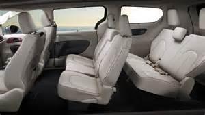 Chrysler Seating 2017 Chrysler Pacifica Tc Motors