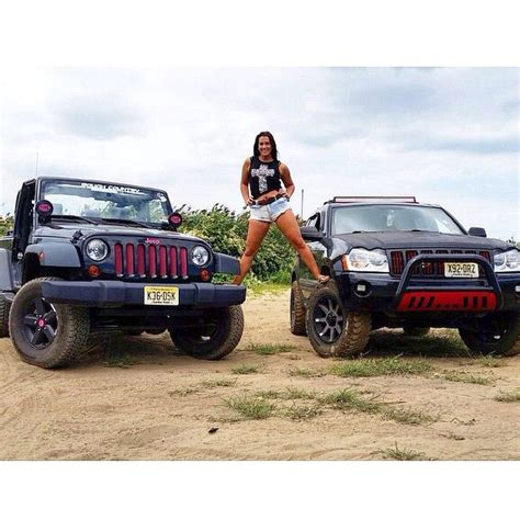 his and hers jeeps 1000 images about jeepher on jeep tj jeep