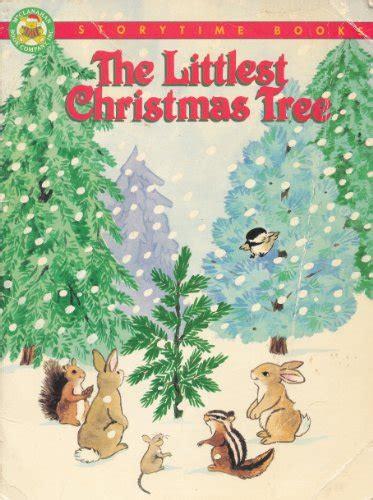 librarika the littlest christmas tree storytime books
