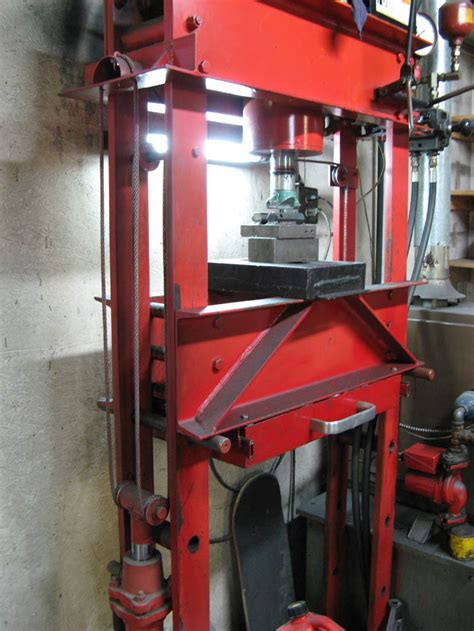 design and manufacturing of hydraulic presses hydraulic press mint design