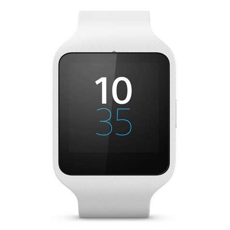 Sony Smartwatch Swr50 sony smartwatch 3 swr50 blanco pccomponentes