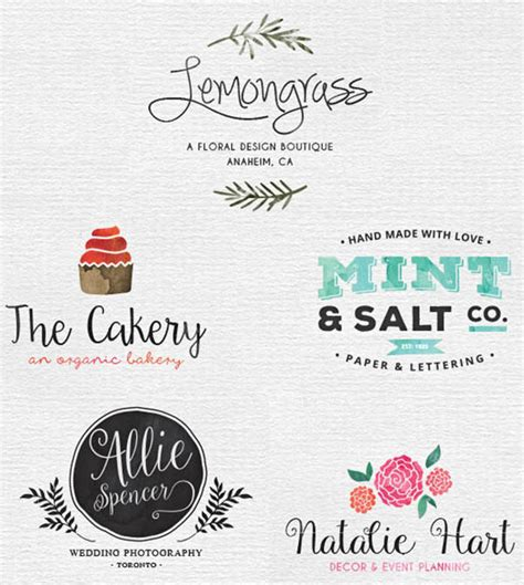 38 free photoshop logo templates psd