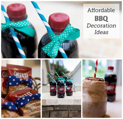 affordable bbq decoration ideas april golightly