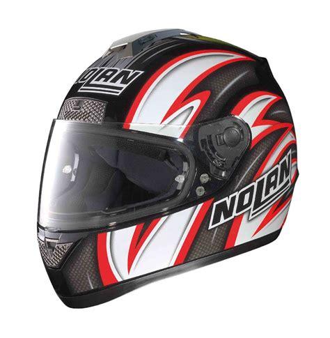 Helm Nolan Racing new nolan helmets race replica mcn