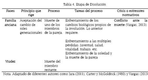 proceso de reconstitucin familiar etapas y tareas scielo pdf