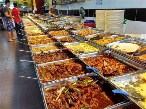 Oven Murah Malaysia kuliner nikmat dan murah meriah di setapak area kuala lumpur