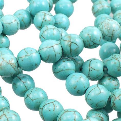 semi precious gemstone uk 12mm semi precious gemstone turquoise the bead shop