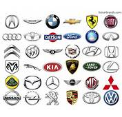 World Car Brands Symbols And Emblems