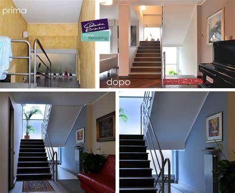 Colori Per Pareti Vano Scala by Relooking Appartamento Su Pi 249 Livelli Brachini