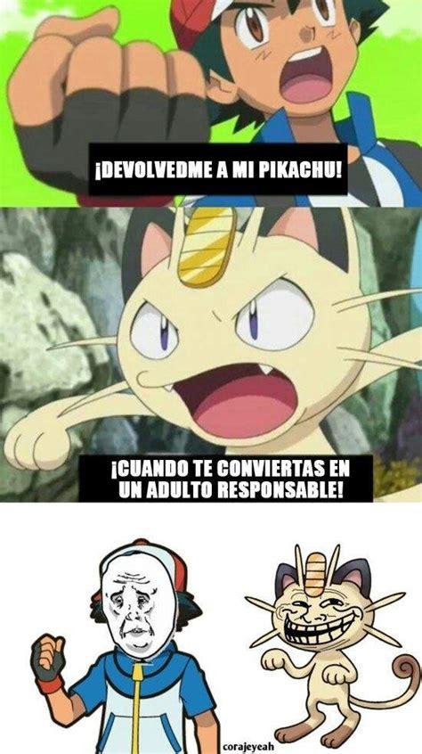 Memes De Pokemon - memes de pokemon zukulentos pok 233 mon en espa 241 ol amino