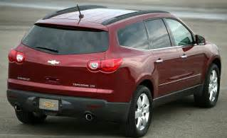 2018 chevrolet traverse rumors new car rumors and review