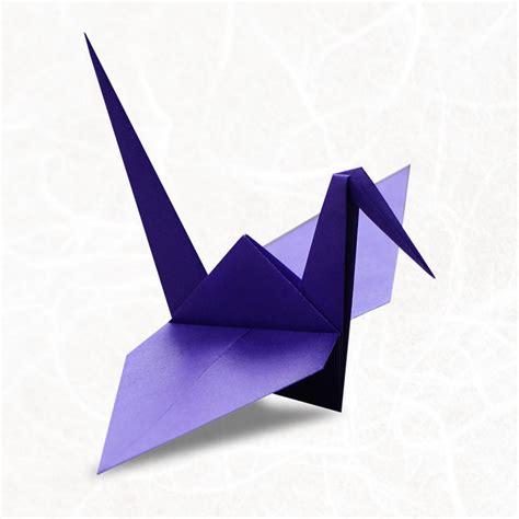 Fold Paper Crane Origami - origami crane folded by ardelia ez origami