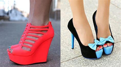 imagenes de zapatos bonitos para mujeres moda en zapatos 2016 para mujeres youtube