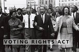 voting rights act of 1965 redmann power of attorney