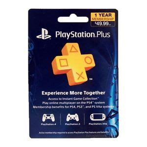 psn new year sale sony playstation plus 1 year membership subscription card