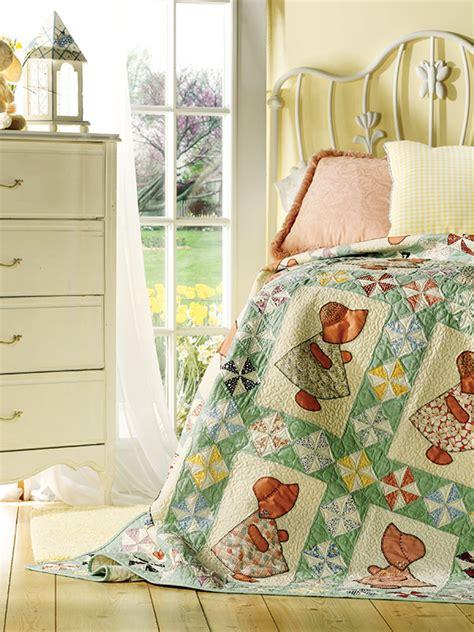 Free Sunbonnet Sue Quilt Patterns by Sunbonnet Sue