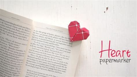 Origami Page Marker - 17 best ideas about page marker on origami