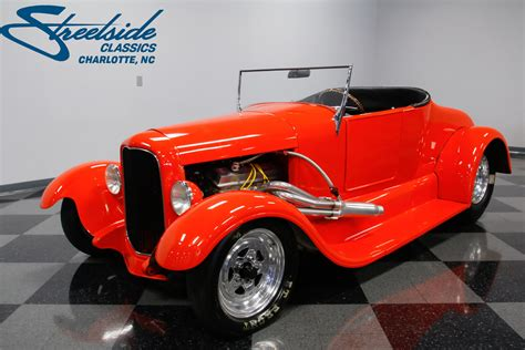 1929 Ford Roadster by 1929 Ford Roadster For Sale 62898 Mcg