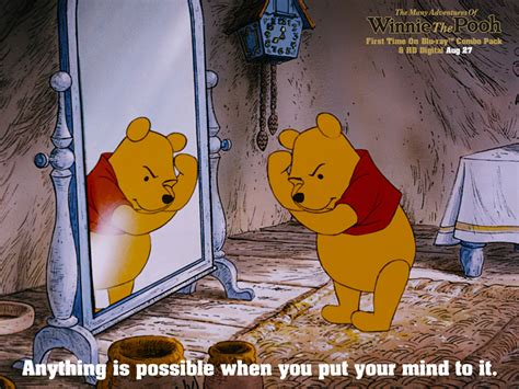 pooh bear quotes  thinking quotesgram