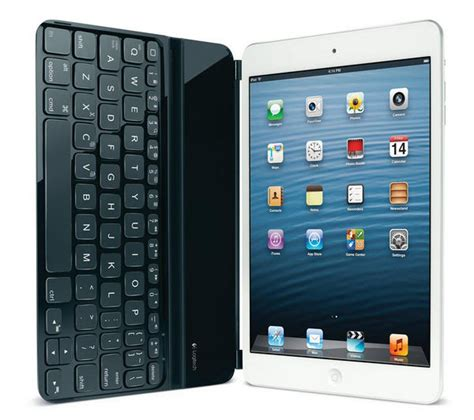Keyboard Logitech Mini logitech ultrathin wireless mini keyboard cover black deals pc world