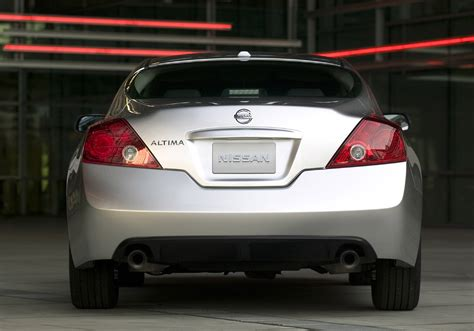 2008 nissan altima coupe la auto show 2008 nissan altima coupe the poor man s