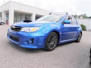 Subaru Wrx Used Used Subaru Impreza Wrx Florida Mitula Cars