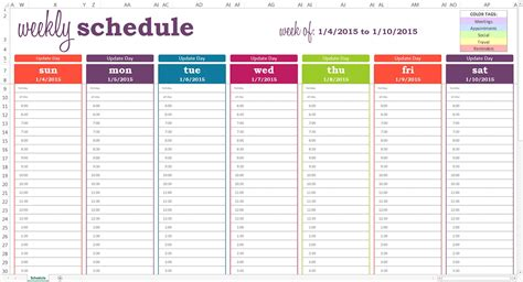 weekly planner printable planne pages weekly organizer a4