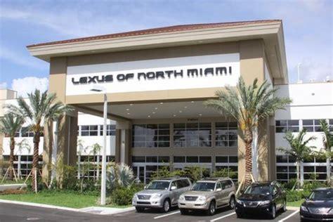 lexus of lexus of miami car dealership in miami fl 33181