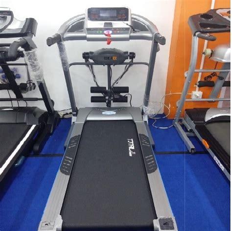 Treadmill Elektrik Tl 622 Karawang treadmill elektrik bfs 266 treadmil elektric murah 2hp