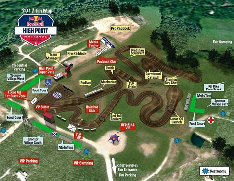 high point 2017 high point mx video track map motocross it
