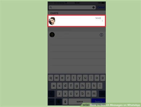 Search For On Whatsapp How To Search Messages On Whatsapp 11 Steps With Pictures