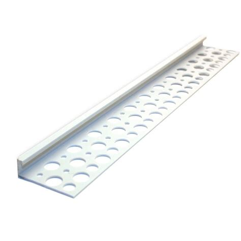 casing bead master products 10 ft vinyl casing bead z115 the home depot