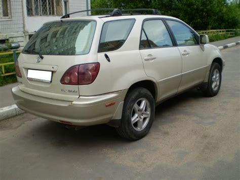 1999 lexus rx300 price 1999 lexus rx300 pictures 3 0l gasoline automatic for sale