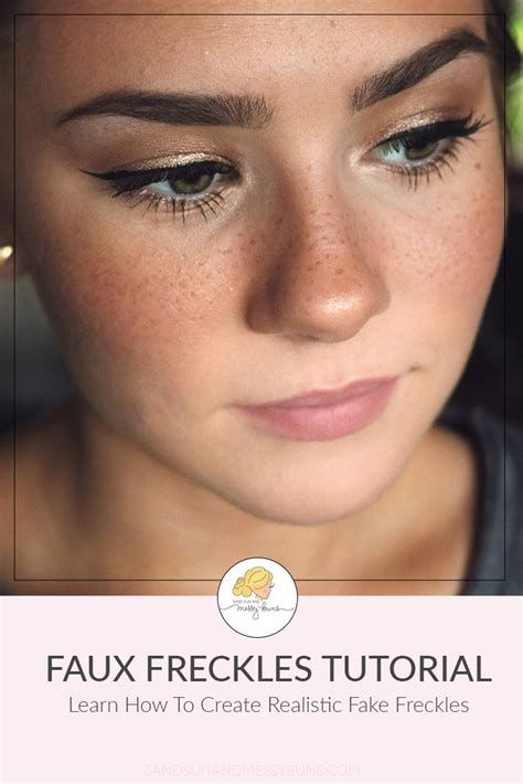 tattoo freckles london how to use makeup with freckles mugeek vidalondon