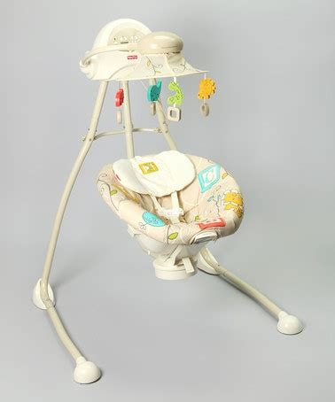 fisher price animal swing animal crackers cradle swing
