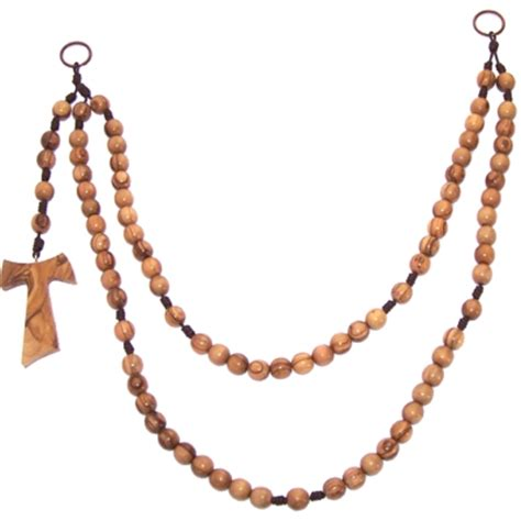 franciscan rosary franciscan crown habit priest rosary seven joys of