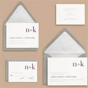 monogram wedding invitations photo wedding invitations monogram wedding invitations