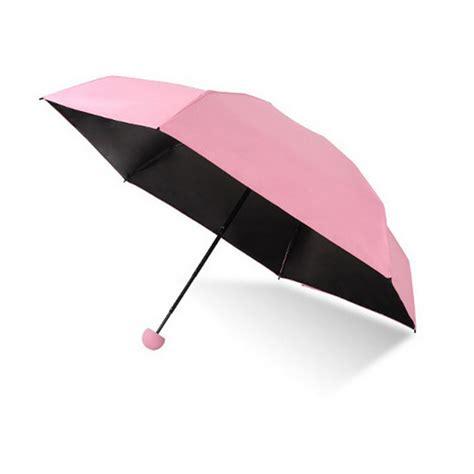 Folding Umbrella by Ultra Light Mini Umbrella 5 Folding Compact Pocket