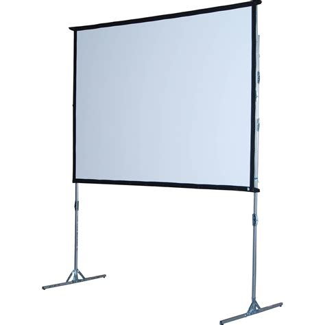 Screen Projector the screen works e z fold portable projection screen ezf4464rp