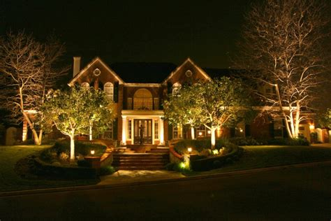 lighting for outdoor led light design glamorous led outdoor landscape lighting