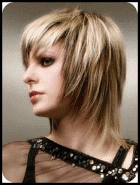 mid length choppy haircut pictures choppy layered haircuts for medium length hair to give you