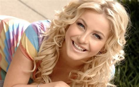 hollywood actress with blue eyes women blonde long hair dancers actress julianne hough