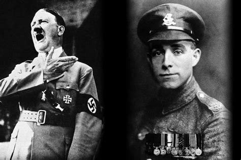 henry ww1 blitz hero could have killed adolf before world war