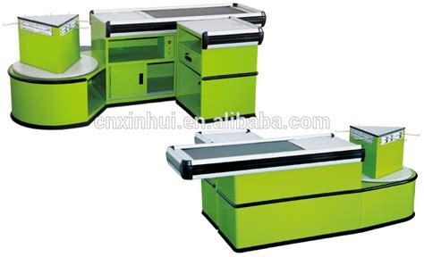 Checkout Register Cashier new design supermarket cashier counters shop counters