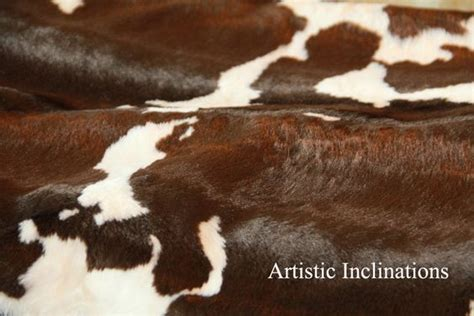 faux cowhide fabric for upholstery cow hide cow and yards on pinterest