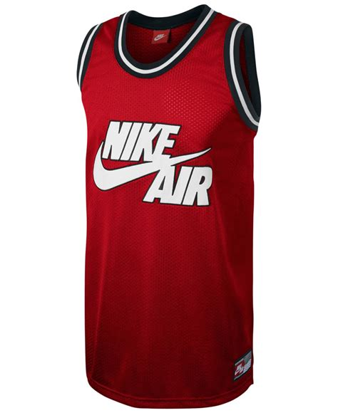 Logo Basketball Jersey nike retro logo graphic basketball jersey in for