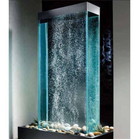 fontana da interni fontana decorativa design in cristallo