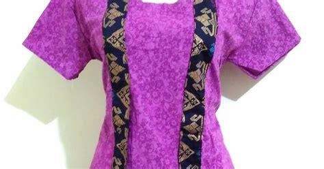 Bolero Modern Katun Bordir Mix Batik Bolero Nalika stelan kutu baru songket ungu toko baju batik shop batik modern