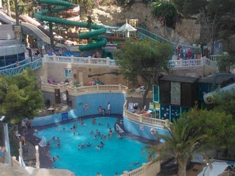 Aqua Magic Rock Gardens Benidorm Room View Picture Of Magic Aqua Rock Gardens Benidorm Tripadvisor